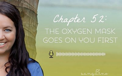 The oxygen mask goes on YOU first